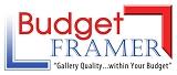 Budget  Framer - frames, frame, art, franchise, business, opportunity, gallery, picture, decoration, custom